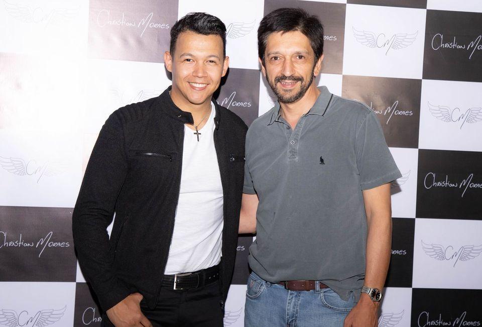 Christian Moraes e Ricardo Nunes