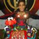 Allexandre Colman celebra seus 13 anos com festa temática do Flamengo - Divulgação