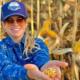 A Agro Influenciadora Michele Guizini tem se destacado nas redes sociais