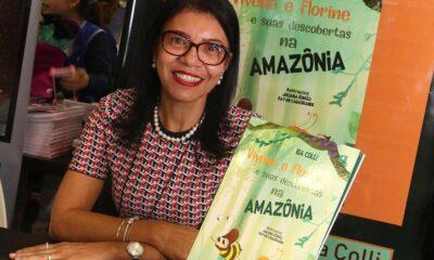 Escritora Isa Colli