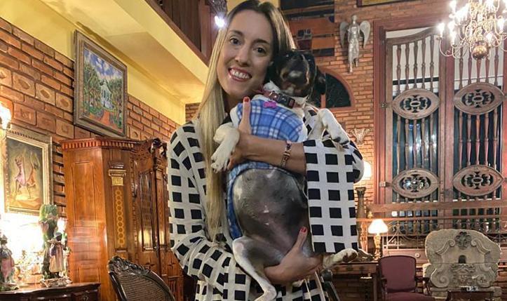 Carolina Botelho conta como cuida dos paulistinhas Instagram