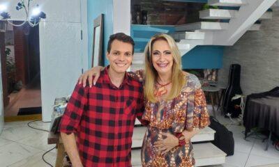 Andreh Ponttez e Lucimara Parisi - Foto: Divulgação