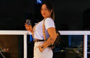 Empresária e influenciadora, Tatiana Vaz, lança coleção em collab com marca